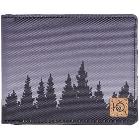 tentree Baron Wallet Meteorite Black Juniper